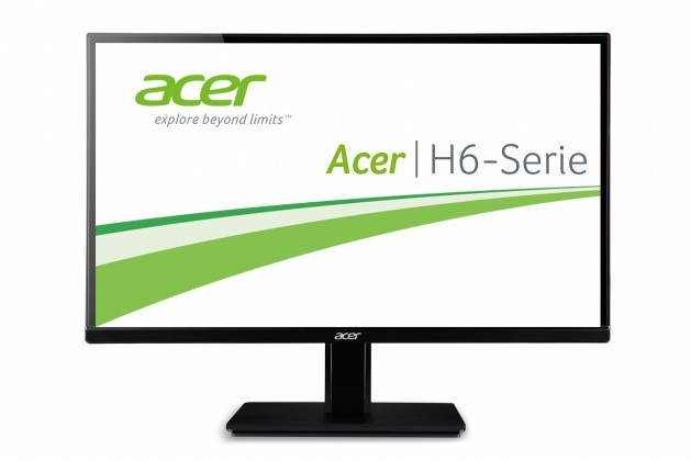 "Monitory 22"" Acer H226HQ"