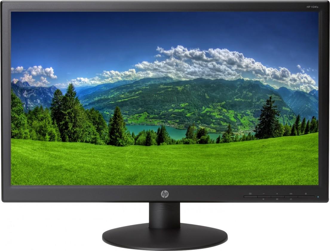 """Monitory 24"""" HP V241a"""