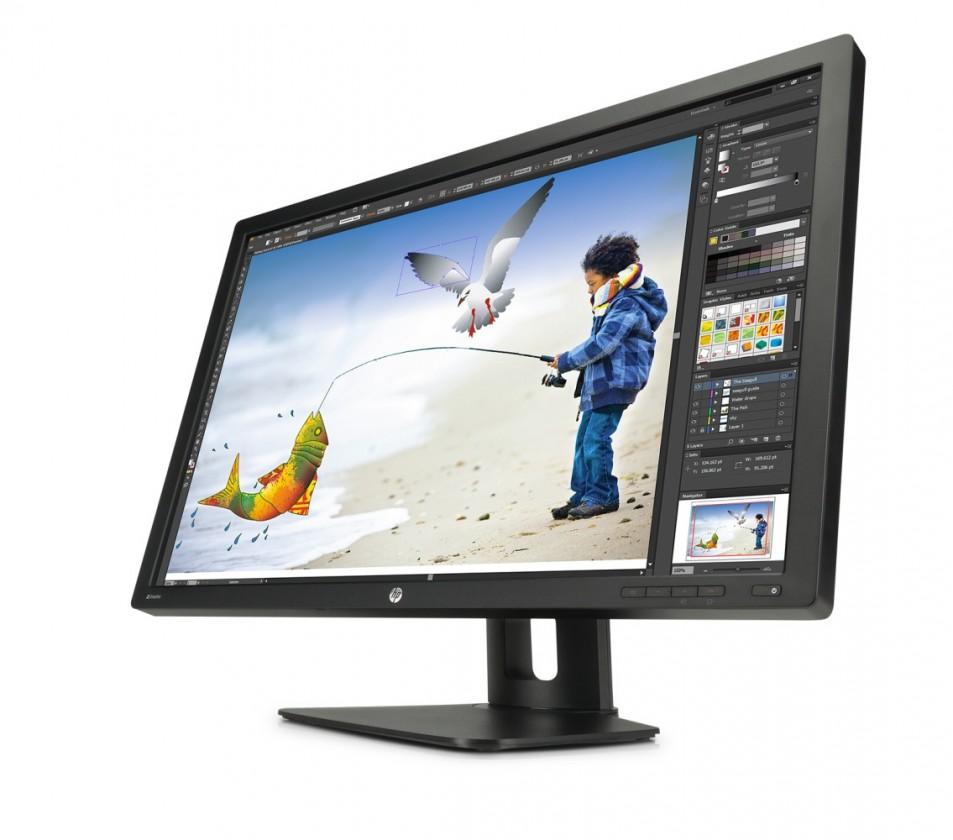 """Monitory 30"""" HP Z30i"""