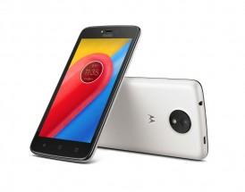 Moto C 3G White