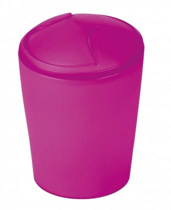 Move-Odpadkový koš frosty pink(růžová)