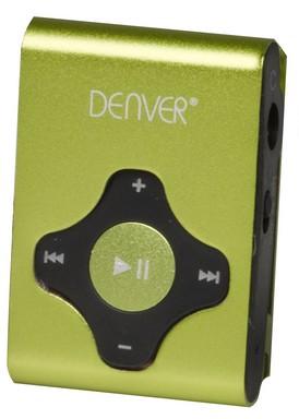 MP3, MP4 přehrávače,discmany Denver MPS-409C 4 GB, zelená