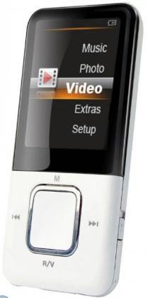 MP3, MP4 přehrávače,discmany MPman 123 4 GB