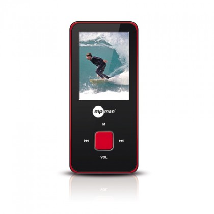 MP3, MP4 přehrávače,discmany MPMan BT 18 4GB ROZBALENO