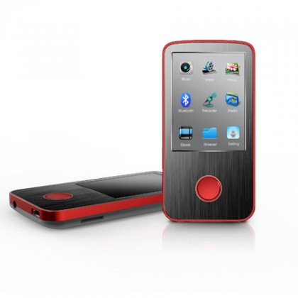 MP3, MP4 přehrávače,discmany MPMan BT 24 4GB