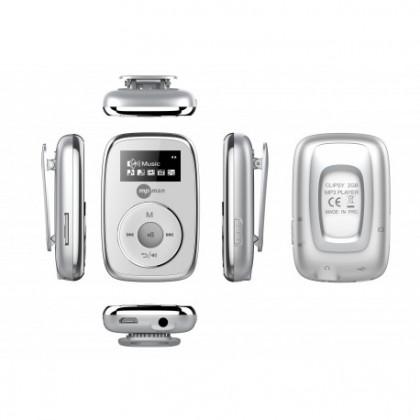 MP3, MP4 přehrávače,discmany Mpman  CLIPSY 2GB