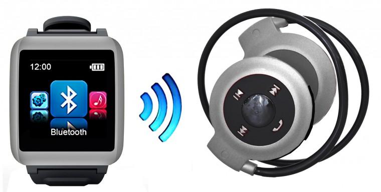 MP3, MP4 přehrávače,discmany MPMAN Go Watch / 4 GB