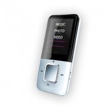 MP3, MP4 přehrávače,discmany MPMan MP123, 4GB, White ROZBALENO