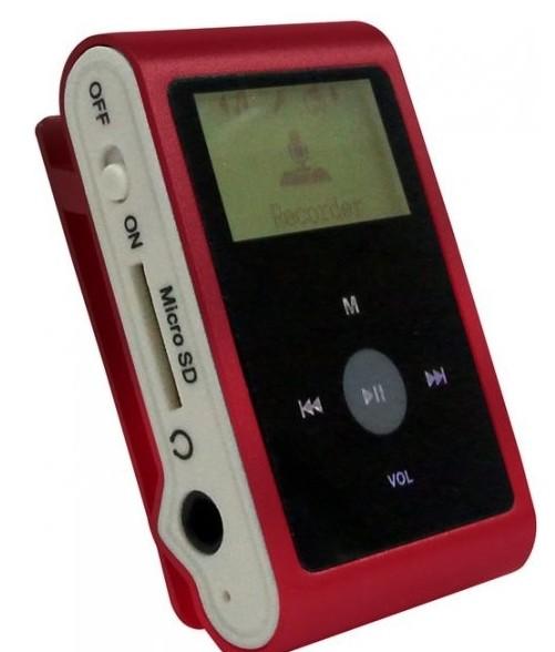 MP3, MP4 přehrávače,discmany MPMan MP30 WOM