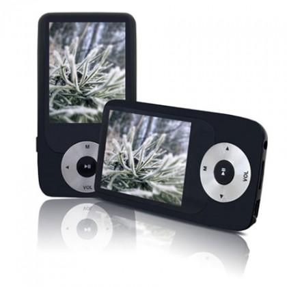 MP3, MP4 přehrávače,discmany MPMAN MP4 přehrávač FM MP241 4 GB - černý