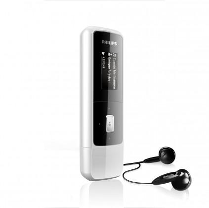 MP3, MP4 přehrávače,discmany Philips SA3MXX02K/02