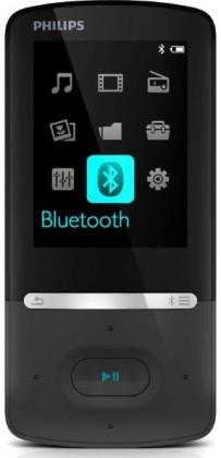 MP3, MP4 přehrávače,discmany Philips SA5AZU08KF 4 GB