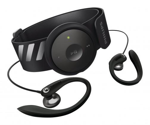MP3, MP4 přehrávače,discmany Philips SA5DOT02KNS/12
