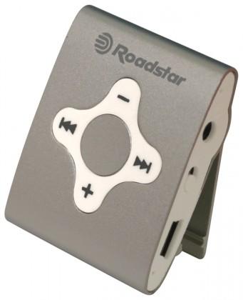 MP3, MP4 přehrávače,discmany Roadstar MP425SL silver