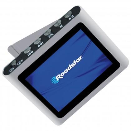 MP3, MP4 přehrávače,discmany Roadstar MP450, Silver, 4GB