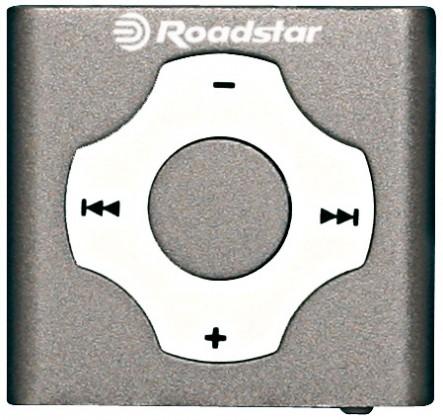 MP3, MP4 přehrávače,discmany Roadstar MPS020SL silver