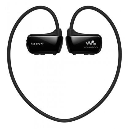MP3, MP4 přehrávače,discmany Sony NWZ-W273SB / 4 GB (Black)