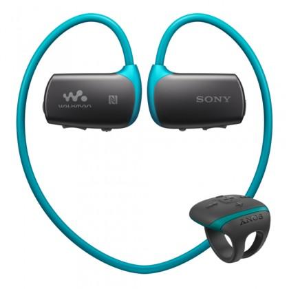 MP3, MP4 přehrávače,discmany Sony NWZ-WS613L / 4 GB (Blue)
