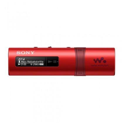 MP3, MP4 přehrávače,discmany Sony WALKMAN NWZ-B183R 4 GB