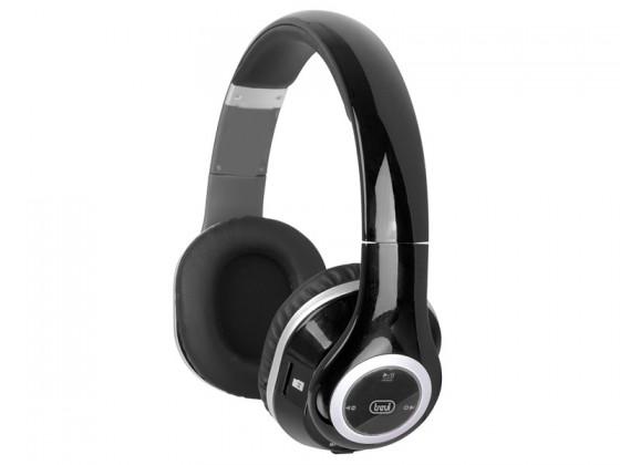 MP3, MP4 přehrávače,discmany Trevi DJ 1280 BTR BK
