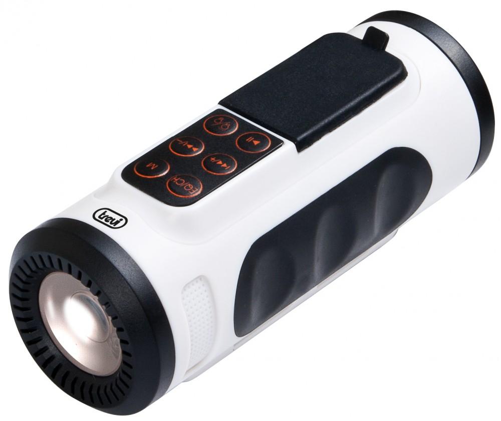MP3, MP4 přehrávače,discmany Trevi MPS 1650/WHITE