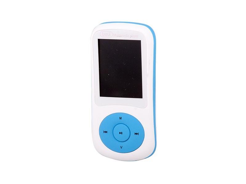 MP3, MP4 přehrávače,discmany Trevi MPV 1730SD, modrá