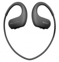 MP3 přehrávač Sony NW-WS413 4 GB, černý