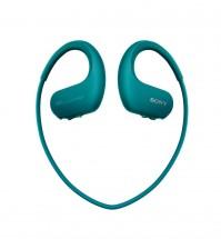 MP3 přehrávač Sony NW-WS413 4 GB, modrý