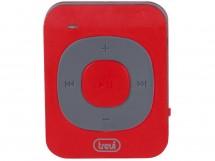MP3 přehrávač Trevi MPV 1704, červený