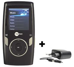 MPMan MP 162 FM 8GB Black