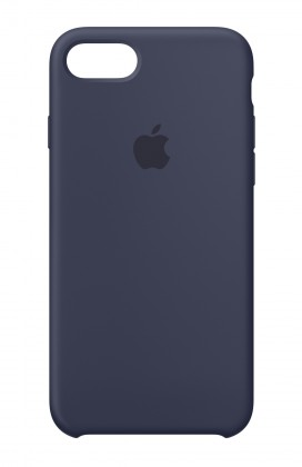 MQGM2ZM/A Apple iPhone 8 / 7 Silikonový obal - Midnight Blue
