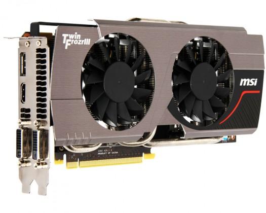 MSI N680GTX Twin Frozr 2GD5/OC/ PCI-E/ 2GB GDDR5/ 2xDVI/ HDMI