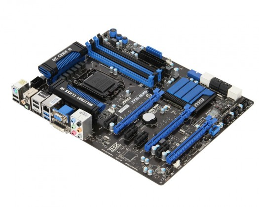 MSI Z77A-GD65 (Z77A-GD65)