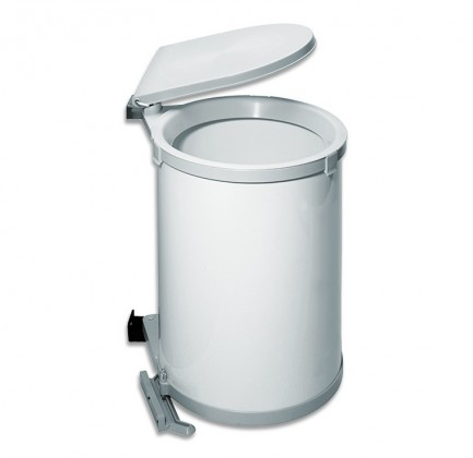 Muellboy - Koš, 30 L (bílá)