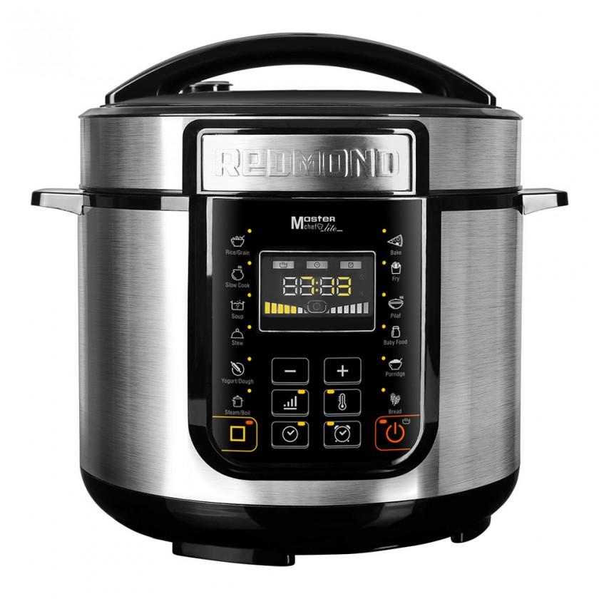 Multicooker Multifunkční tlakový hrnec Redmond RMC-PM381-E