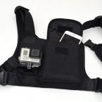 Multifukční postroj NICEBOY - úchyty na dvě kamery