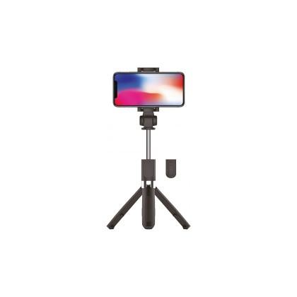 Multifunkční 2v1 selfie tyč a trojnožka wg tripod se spouští