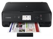 Multifunkční inkoustová tiskárna Canon, WiFi, barevná