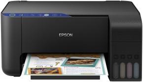 Multifunkční inkoustová tiskárna Epson EcoTank L3151 barevná