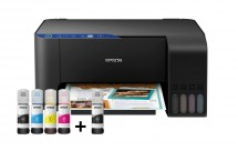 Multifunkční inkoustová tiskárna Epson EcoTank L3151 barevná POUŽ