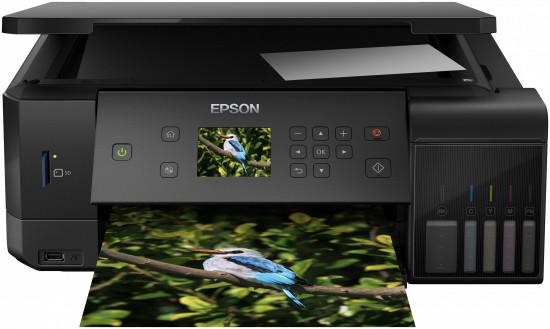 Multifunkční inkoustová tiskárna Epson L7160, C11CG15402