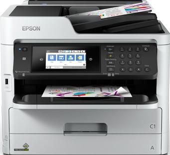 Multifunkční inkoustová tiskárna Epson WorkForce Pro WF-C5790DWF