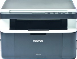 Multifunkční laserová tiskárna Brother, černobílá