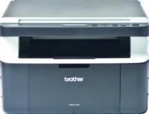 Multifunkční laserová tiskárna Brother DCP-1512E černobílá