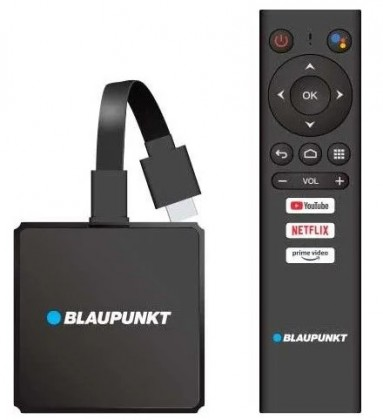 Multimediální centrum Blaupunkt ANDROID TV STICK A-STREAM