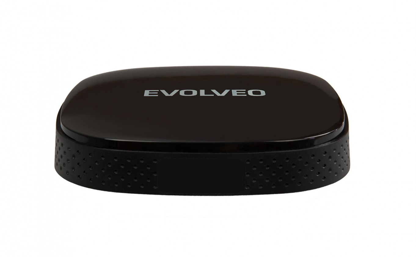 Multimediální centrum EVOLVEO Android Box Q3 4K, Quad Core Smart TV box, 4K video