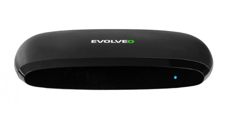 Multimediální centrum Evolveo Android Box Q4 4K