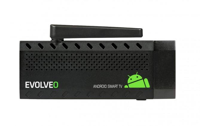 Multimediální centrum Evolveo Android Stick Q4