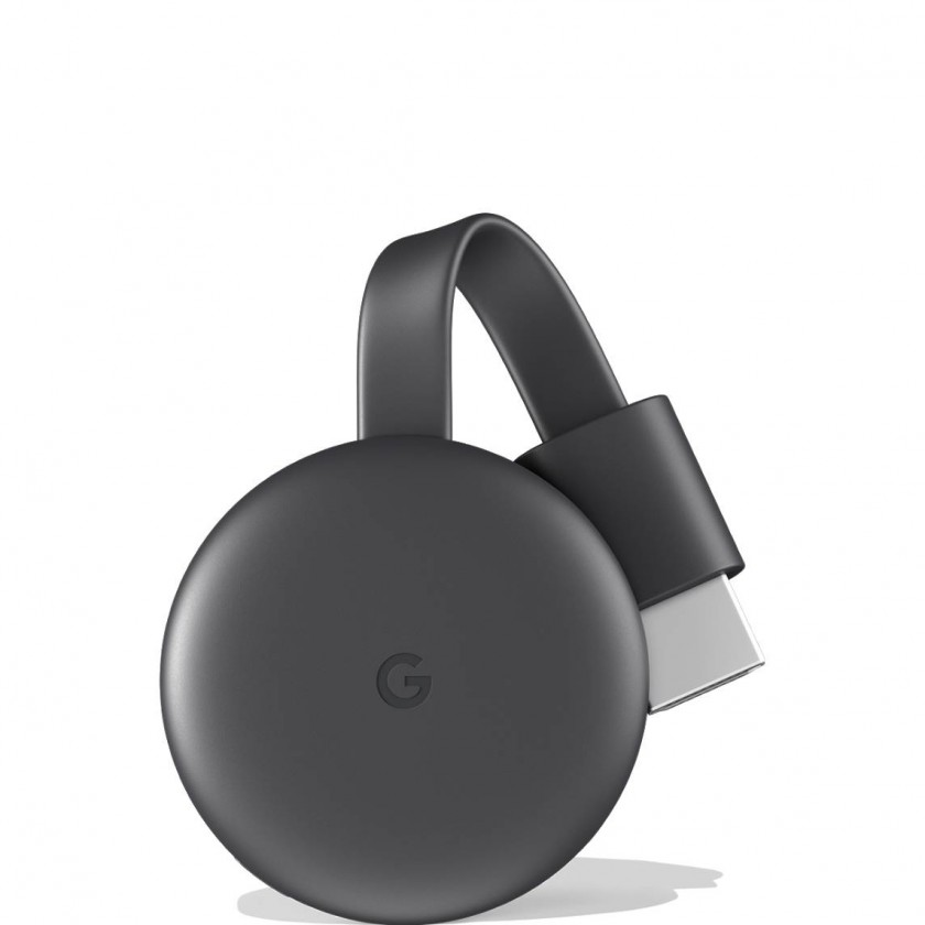 Multimediální centrum Google Chromecast 3