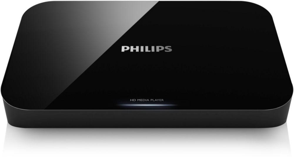 Multimediální centrum Philips HMP5000/12 ROZBALENO